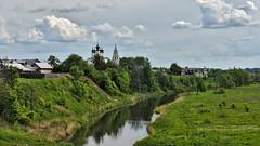 Суздаль (Roman ME) Tags: суздаль suzdal river река church landscape пейзаж
