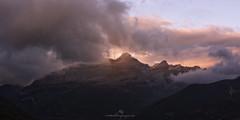 After the Storm (Trekking Aragon) Tags: pirineos pyrenees paisaje landscape cloudy naturaleza sunset atardecer