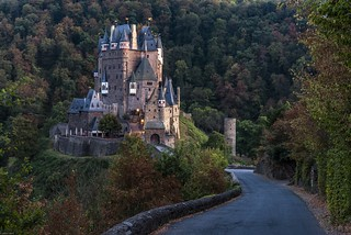 *Burg Eltz @ Goldene Stunde*