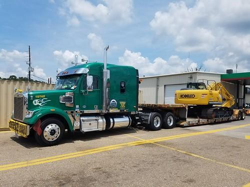 Oregon Duck Truck