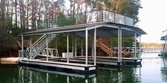 Sundeck with Gables Dock