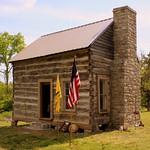 Hunley Cabin - Bledsoe Fort Historic Park thumbnail