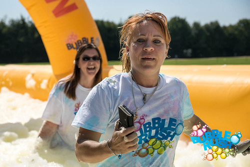 Bubble Rush 2017 R-81