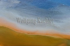 40082461 (wolfgangkaehler) Tags: 2017 europe european iceland icelandic island highlands centraliceland hveravellir hveravellirhotspringsarea volcanic volcanicactivity geothermalarea mineraldeposit mineralcrystals mineraldeposits hotsprings colorful algae detail