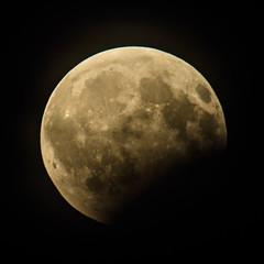 zaćmienie księżyca (1 of 1) (Stach_Trach) Tags: moon eclipse podlasie