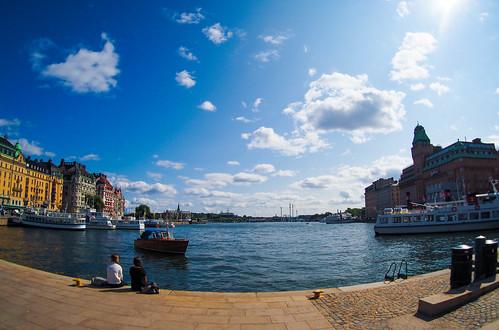 Nybrohamnen Stockholm
