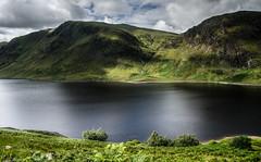 Across the Loch (daedmike) Tags: scotland lochturret loch resevoir water hills cairngorms hillwalking serene rugged glenturret
