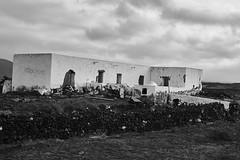 Lanzarote 2017 #8 (Kanazuchi) Tags: lanzarote ruin ruine schwarzweis blackwhite sw bw