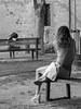 cosa pensa lei? (Jan R. Ubels) Tags: flickr foto bolgheri nonna carducci italië italy olympus e300