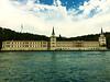 Kuleli (Jonathan-Livingston) Tags: kuleli istanbul boğaz bosphorous deniz sea building