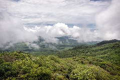 Nicaragua: Mombacho Volcano (Exper!ence it) Tags: nicaragua mombacho volcano nature rainforest beauty hiking walking mountains clouds nikond300 1635mm