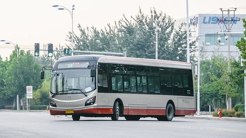 SUNIWN SWB6121EV7 Electric Bus | 862R | TIANJIN