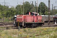 DB 294 858 Weil am Rhein (daveymills37886) Tags: db 294 858 weil am rhein deutsche bahn v90 baureihe