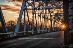 Sunset bridge IMG_8469-3 (matwith1Tphotography) Tags: matwith1t canon eosdigitalrebelxsi tamron 18200mm sunsets colorful outdoors lagrangetx smileonsaturday catchthesun 7dwf