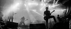 Cult of Luna @ Plein Air de Rock 2017 (Yael P) Tags: analogic analog concert kodaktrix kodak 35mm blackwhite filmisnotdead believeinfilm shotonfilm horizon horizon202 panoramic russiancamera pleinairderock