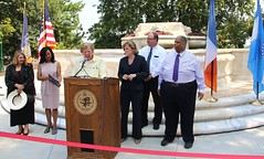 "20170822.Women's Plaza Unveiling and Dedication • <a style=""font-size:0.8em;"" href=""http://www.flickr.com/photos/129440993@N08/36698211062/"" target=""_blank"">View on Flickr</a>"