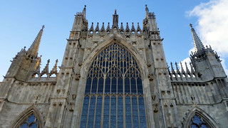 York Minster - SERIOUSLY?