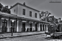 Train station 2. Nauplion (theseustroizinian) Tags: hellas hellenic greece greek peloponnese canoneos700d canon ngs nauplion