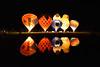 Night glow (powerfocusfotografie) Tags: balloon balloons hotairballoon hotairballoons hotairballoonrides nightglow ballonvaren evening nightshot reflections wetreflections night water watersurface ballonfiëstameerstad ballonfiëstameerstad2017 groningen outdoors netherlands colorful colors figuren shapes surf strawberry chickenandegg luchtballon heteluchtballon meerstad henk nikond7200 powerfocusfotografie