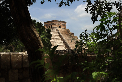 Piramide Chichen Itza (Messico)