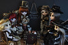 Tea Party Punks (EternallyRose) Tags: teaparty puddle2017 puddle puddle2017photoandartcontest puddle10thanniversary pullipanddaldollloversevent pullip pullipfamily dolls steampunk steampunkteaparty steampunkdolls isul isulapollo isulsteampunkprojectapollo apollo dal dalicarus dalsteampunkeclipseicarus icarus pullipaurora pullipsteampunkeclipseaurora aurora pullipeos pullipsteampunkprojecteos eos taeyang taeyanggyro taeyangsteampunkprojectgyro gyro byul byulrhiannon byulsteampunkprojectrhiannon rhiannon nikond750 afsnikkor24120mmf4gedvrlens miniature eternallyrose