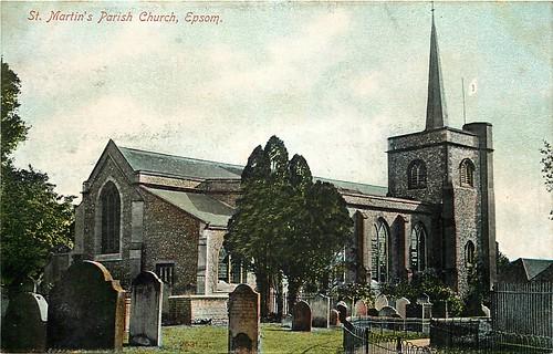 St Martin's Church, Epsom