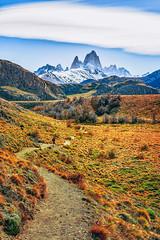 Trekking Patagônia (Valter Patrial) Tags: elchalten santacruz argentina ar trekking patagonia expedições photográficas inexplore