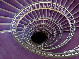 Spiral Staircase Premier Inn Blackfriar