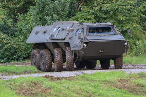 Transportpanzer Fuchs 8x8 Prototype