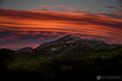 Sunset 09-12-2017 (dougsooley) Tags: sunset sunsets sunsetporn sky skyporn clouds cloud cloudporn cloudscape canon canon1dx canonlenses canonlens california cali dougsooley landscapes landscape mtgower mountgower