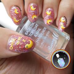 Don't Give A Duck (ithinitybeauty) Tags: nails nails2inspire notd nail nailart nailsoftheday nailswag nailpolish nailartwow nailsart nailartist nailblog naildesign nailporn nailvarnish nailedit nn nailery nailblogger nailfeature manicure glitter ducks duck freehand acrylic painting