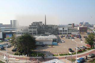Achterkant Ringersfabriek 1963-2017