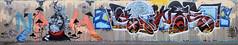 Naoh  •  Stime (HBA_JIJO) Tags: streetart urban graffiti ivry ivrysurseine france hbajijo wall mur painting letters aerosol peinture lettrage lettres lettring writer paris94 spray stime naoh lievre bombing lapin rabbit alice
