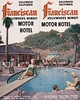 """The Franciscan - """"Hollywood's Newest Motor Hotel"""" (hmdavid) Tags: vintage brochure franciscan hollywood california motel 1950s southerncalifornia motorhotel advertising midcentury pool"""