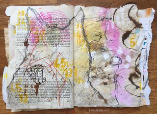 Art Journal J167 UC11 Found
