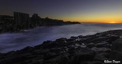 0S1A6212 (Steve Daggar) Tags: kiama bombo seascape sunset sunrise landscape longexposure