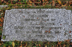 Gravestone - Thomas Norman Warne