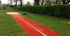 Long Jump Surfaces in Exelby | Athletics Facility #Exelby... (Long Jump UK) Tags: