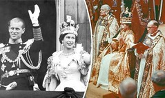 This is the reason why Queen Elizabeth II trained Prince William to be King (onlinegossipnews) Tags: britishroyals crown netflixseries princecharles princecharlesandprincewilliam princecharlesandqueenelizabethii princephillip queen queenelizabethii royals throne