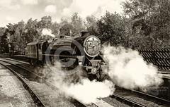 44806 Pickering (EXPLORED). (cjpk1) Tags: steam locomotive engine rail railway 44806