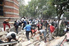 #México  #Terremotos #September  #Help #world (Ôscar Canon 420) Tags: terremotos méxico world help september helpme helps cruz roja rescate rescue humanitarian aid
