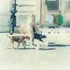 (bobbat) Tags: dogwalker dogs street littledoglaughednoiret
