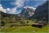 Grindenwald - Oberland bernois (jamesreed68) Tags: wetterhorn mountain grindelwald oberland berne paysage nature canon eos 600d suisse schweiz