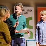 Prijsuitreiking tijdens het Festival van de Journalistiek 2017 thumbnail