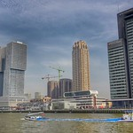 Nieuwe Maas, Wilhelminapier, Rotterdam, Netherlands - 5273 thumbnail