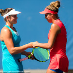 Madison Keys & Jennifer Brady
