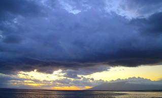 Clouds Rollin In