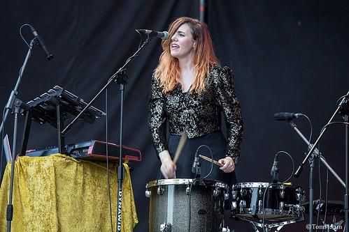 Anna Meredith Off Festival 2017
