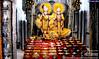 kali paltan mandir of meerut cantt, Radhe Krishna with chappan bhog prasad (kali paltan mandir) Tags: trip tourist tour kali paltan aughar nath chappanbhog prasad radhe shyam krishna
