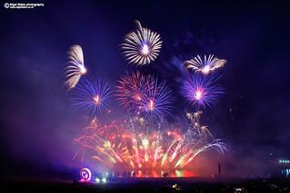 Firework Champions, Belvoir Castle 2017